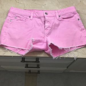 7 for All Mankind shorts sz 29